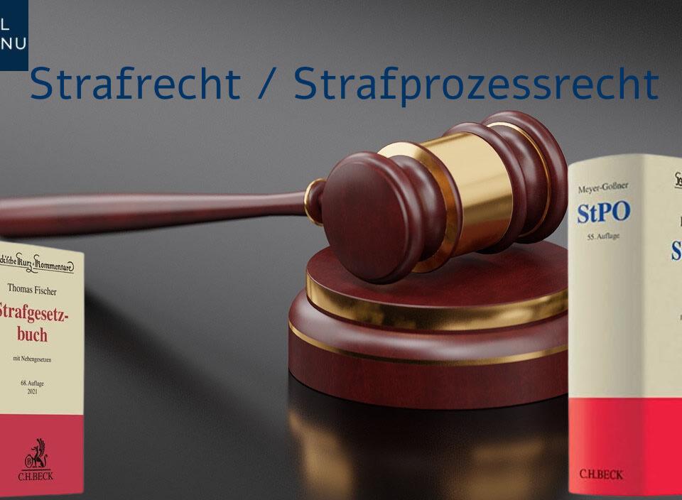 Strafrecht und Strafprozessrecht
