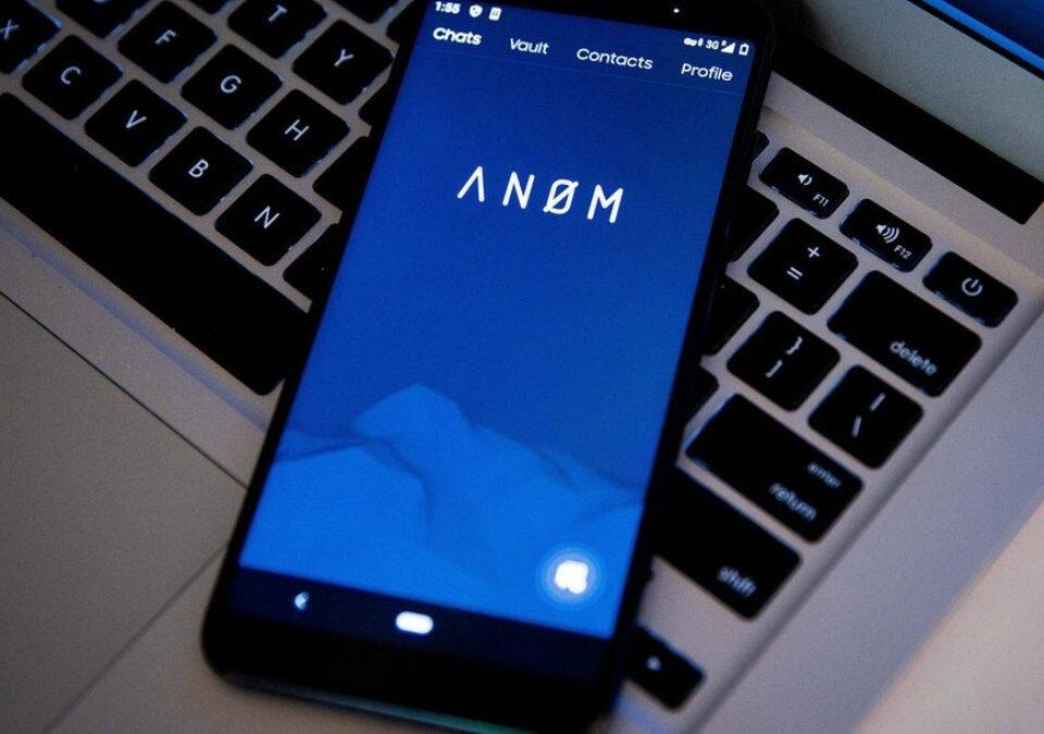AN0M Messenger