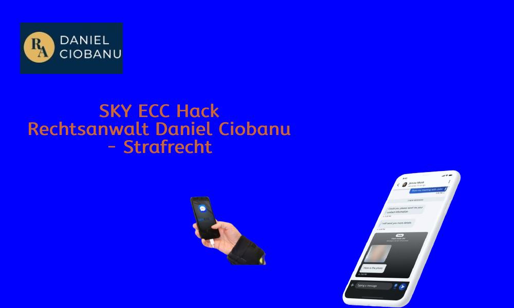 rechtsanwalt für SKY ECC HACK
